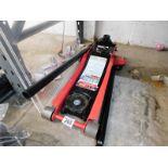 1 ARCAN XL2750EU 2750KG STEEL SERVICE JACK RRP £199
