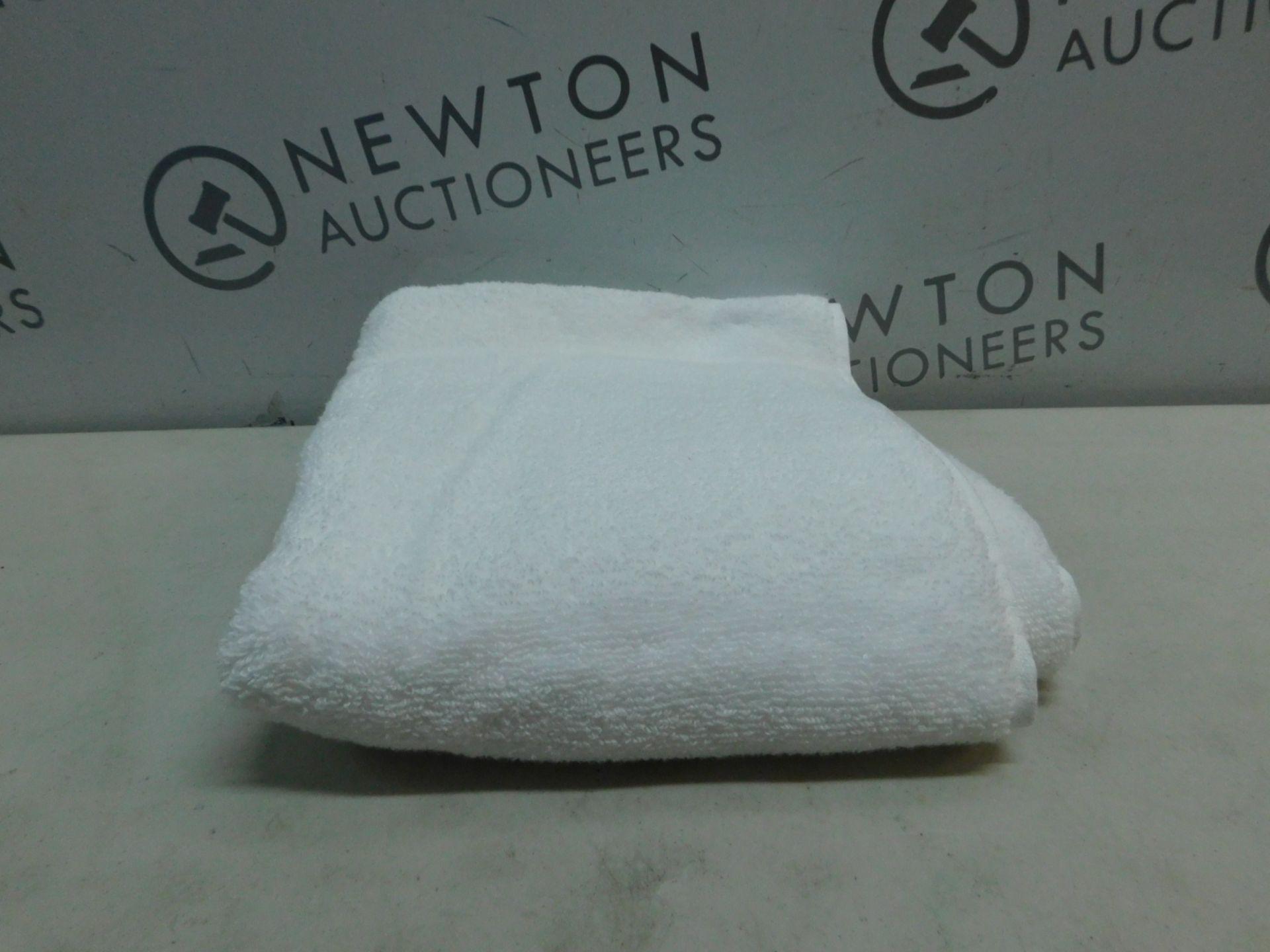 1 CHARISMA WHITE HAND TOWEL RRP £19