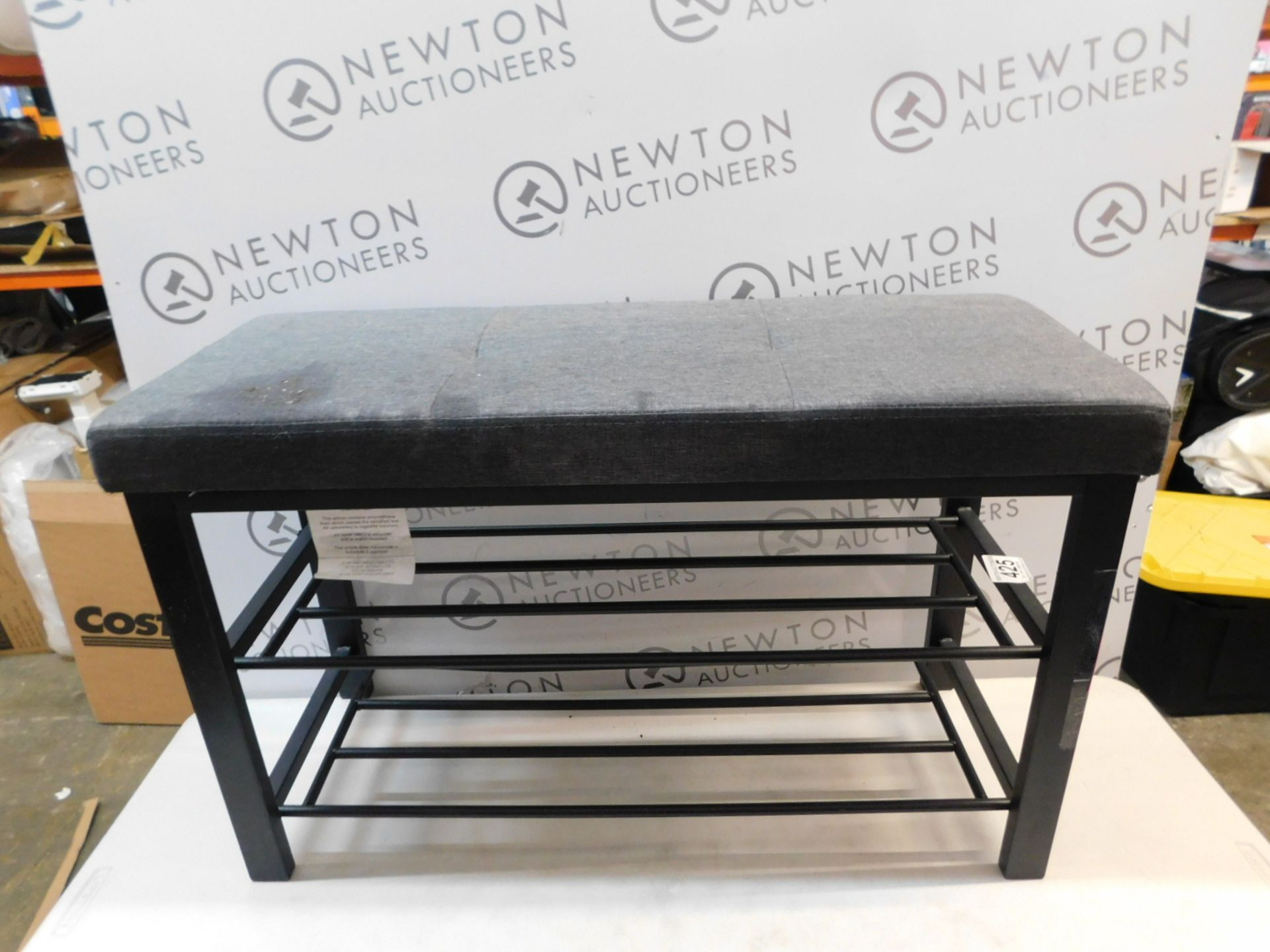 1 BOXED NEATFREAK SHOE STORAGE BENCH RRP £59