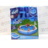 1 BOXED H2OGO HEXAGON FAMILY POOL RRP £39