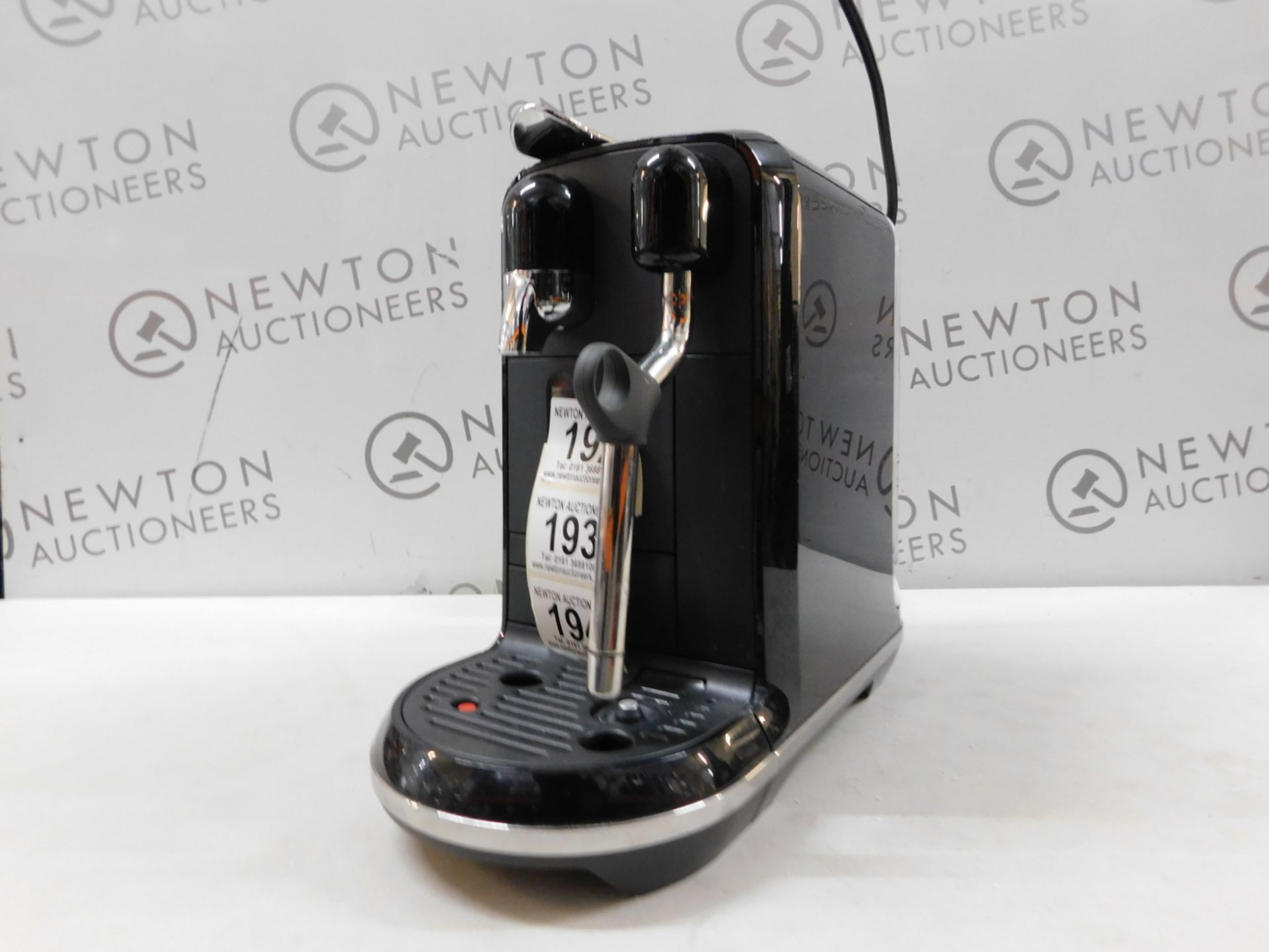 1 NESPRESSO BY SAGE CREATISTA UNO SNE500 COFFEE MACHINE RRP £399