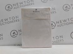 1 PACKED SANDERSON SUPERKING SIZE FITTED SHEET RRP £39
