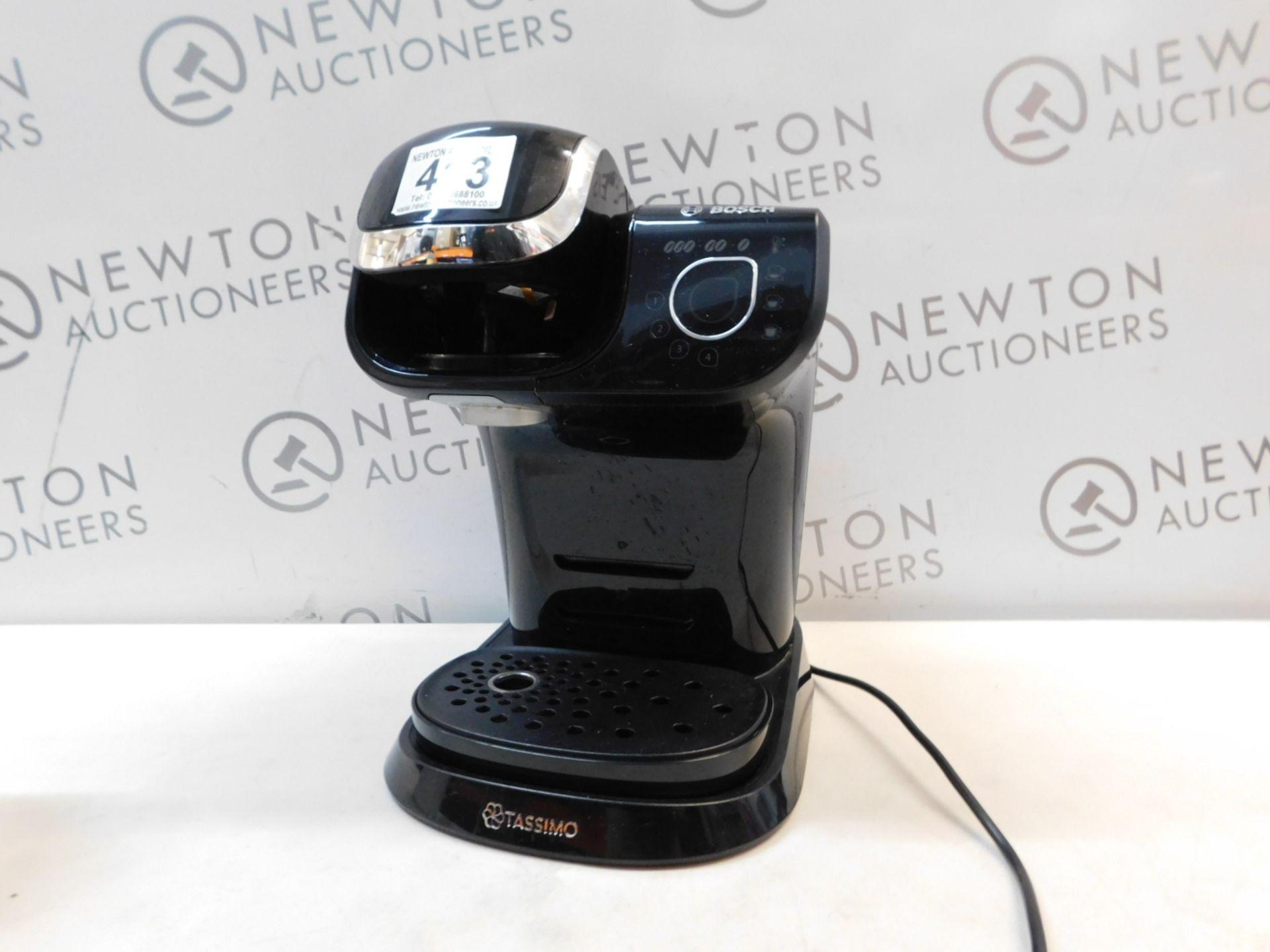 1 BOSCH TASSIMO TAS6002GB COFFEE MACHINE RRP £79.99