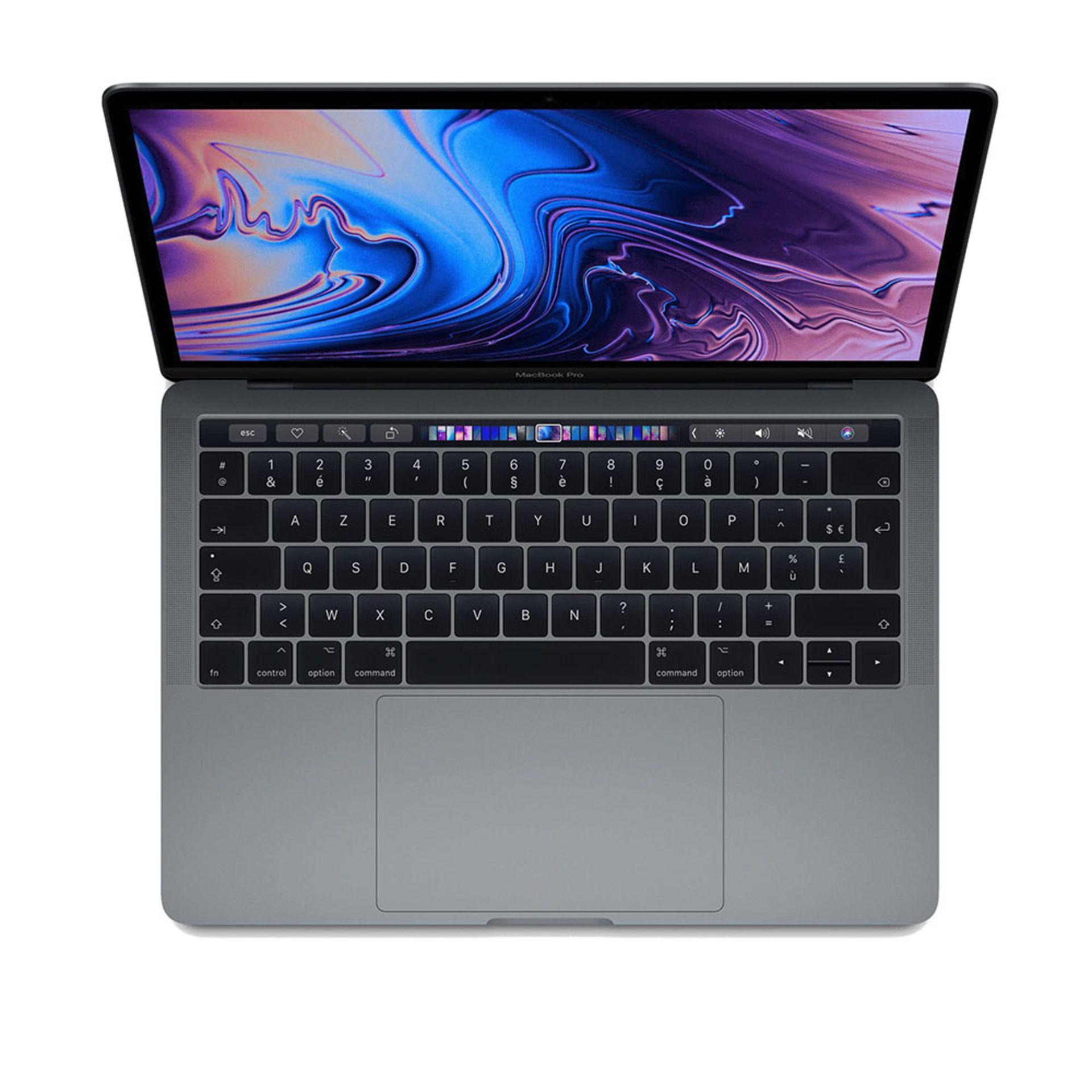 "1 APPLE MACBOOK PRO 13"" 2018 MODEL I5, 8GB RAM, 256GB SSD MODEL A1989 RRP £1299 (NEEDS NEW BATTERY,"