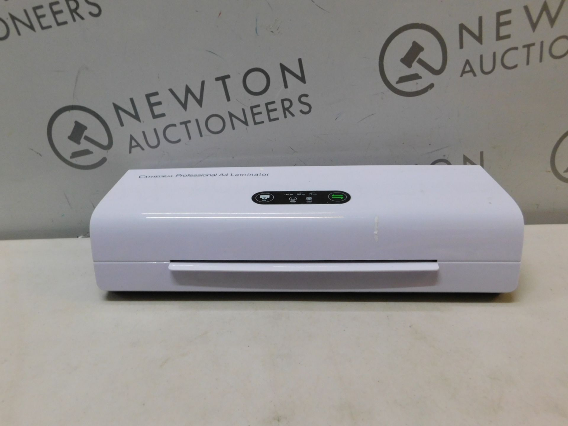 1 CATHEDRAL TIMESAVER PROFESSIONAL A4 LAMINATOR RRP £64.99
