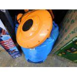 1 BEBOP NEPTUN TOWER WATER SLIDE (L 420 X W 300 X H 230 CM) RRP £499
