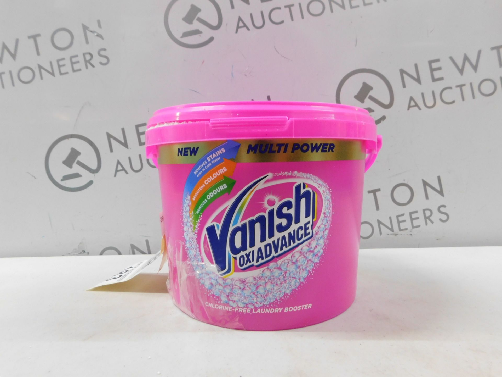 1 VANISH OXI ADVANCE FABRIC STAIN REMOVER POWDER 2.4KG (APPROX) RRP £25