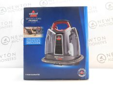 1 BOXED BISSELL SPOTCLEAN PROHEAT PORTABLE SPOT AND STAIN CARPET CLEANER RRP £199 (POWERS ON)