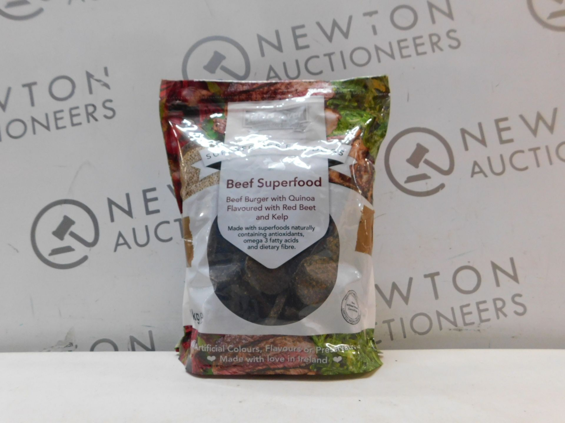 1 PACK OF IRISH ROVER SUPERFOOD FOR DOGS RRP £19.99