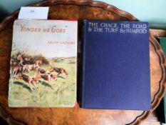 Vol. 'The Chace, The Road & The Turf' by Nimroyd, re-print and a vol.
