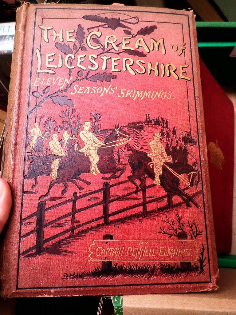 5 valuable Hunting vols. incl. 'The History of the Belvoir Hunt', T.F. - Image 4 of 4