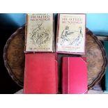 Vols. incl. 'Farming & Fox Hunting' by G.O.E.