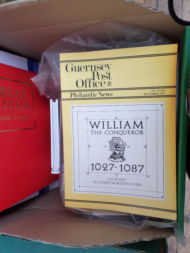 Selection of Philatelist's accessories, commemorative supplementary files, spare albums etc. - Image 4 of 4