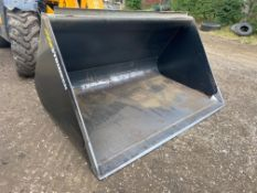 STRIMECH 'X-FORM' GRAIN BUCKET MODEL BK25 (2008) **PLEASE NOTE THIS ITEM IS SOLD SUBJECT TO THE