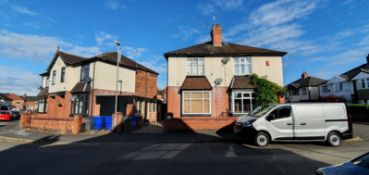 25 Lansdowne Road, Stoke-on-trent, Staffordshire, ST4 6EY