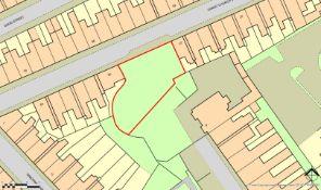 Land between 37-39 Christ Church Street, Preston, Lancashire, PR1 8PJ