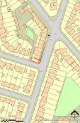 Land adjacent to 152 Butterstile Lane, Prestwich, Manchester, Lancashire, M25 9TJ