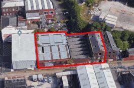 Back Manor Street Works, Back Manor Street, Bury, Lancashire, BL9 7AN