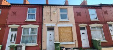 17 Dundonald Street, Birkenhead, Merseyside, CH41 0AH