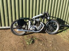 AJS/Matchless Sprint Special Race Bike