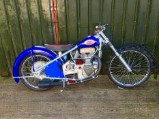 1979 Jawa 500 DT 891 DOHC Ice Racing Speedway Bike