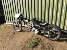 BSA Sprinter/Kneeler Race Bike