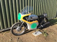 1973 Honda CB175 Road Registered Race Bike