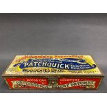 A Patchquick Motor Car Equipment No.1 tin in excellent condition, with original contents.