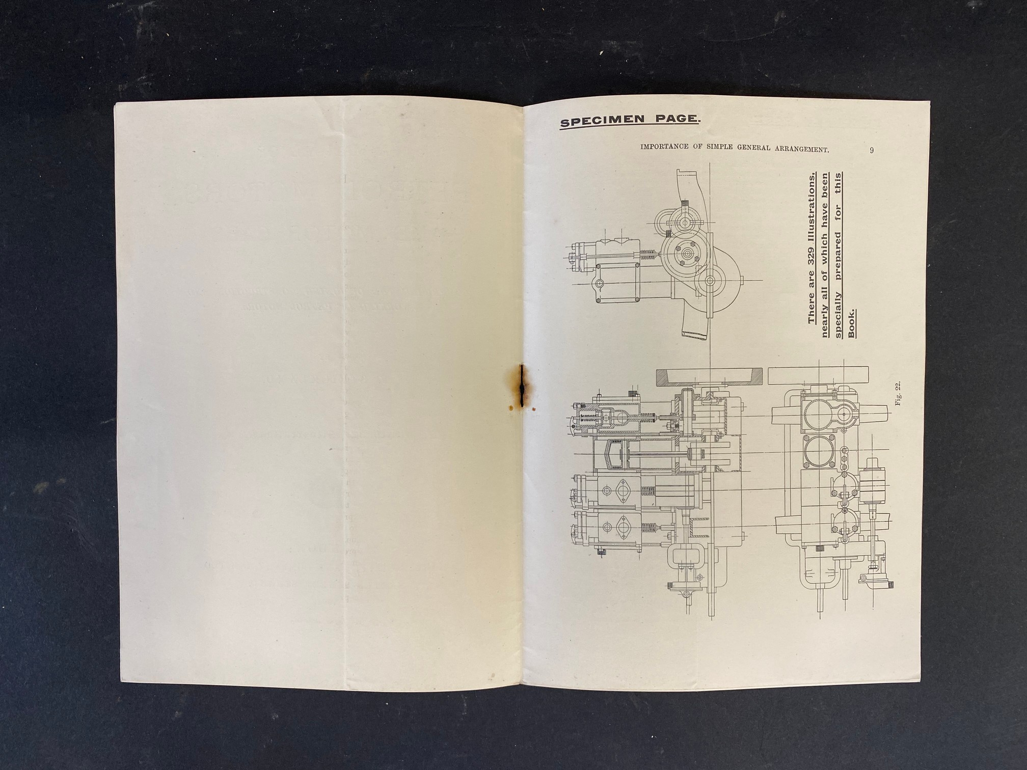 A 1907 Manual of Petrol Motors and Motor Cars by F. Strickland. - Image 3 of 4