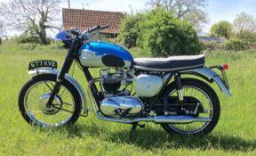 1961 Triumph Bonneville T120R 650cc