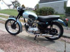 1955 Triumph Tiger T100