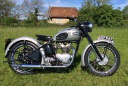 1951 Triumph Tiger T100