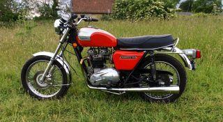 1978 Triumph Bonneville 750cc