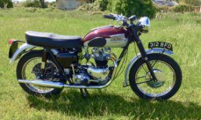 1961 Triumph Trophy TR6 650cc
