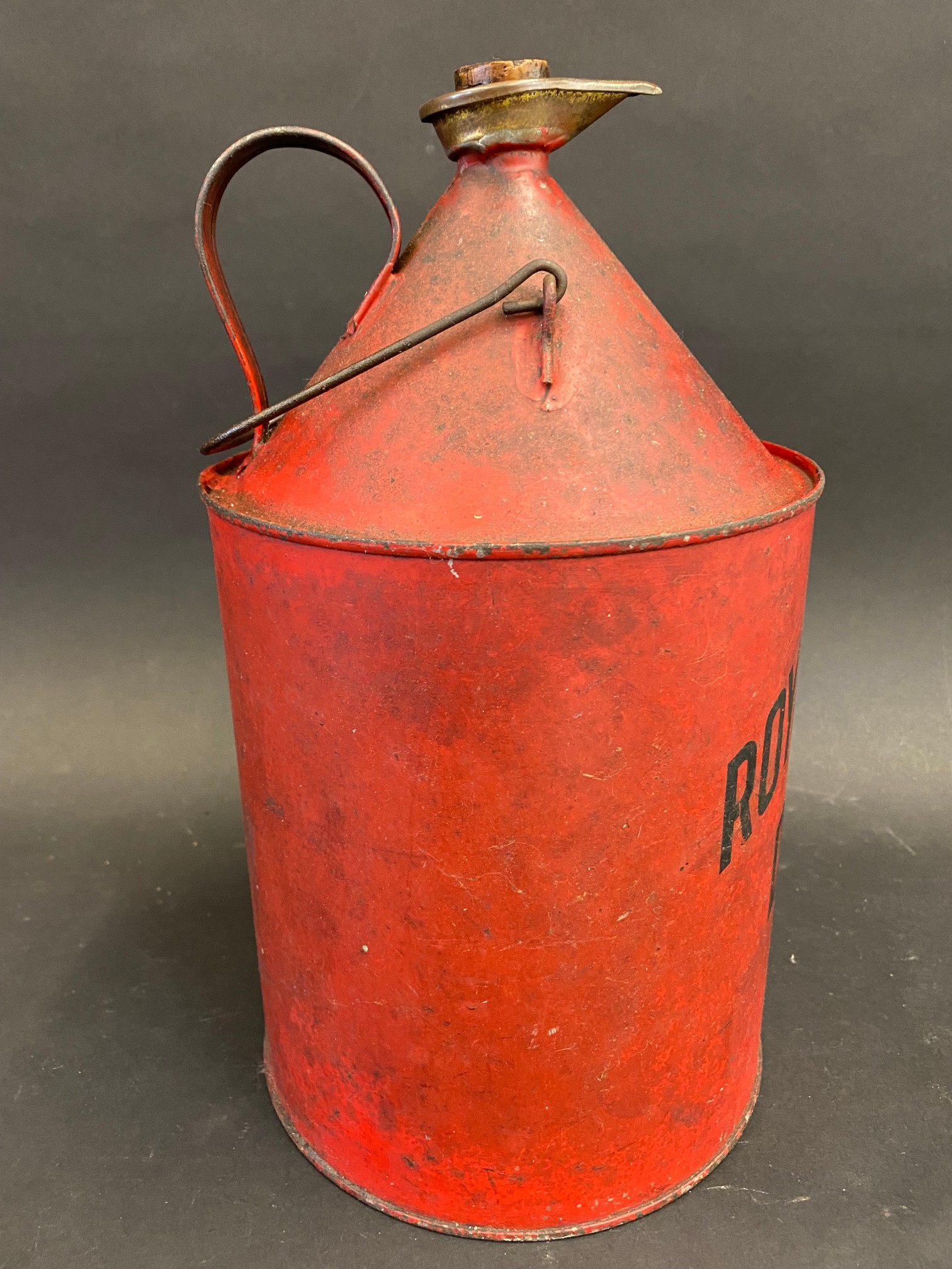 A Royal Daylight Oil can. - Image 2 of 5