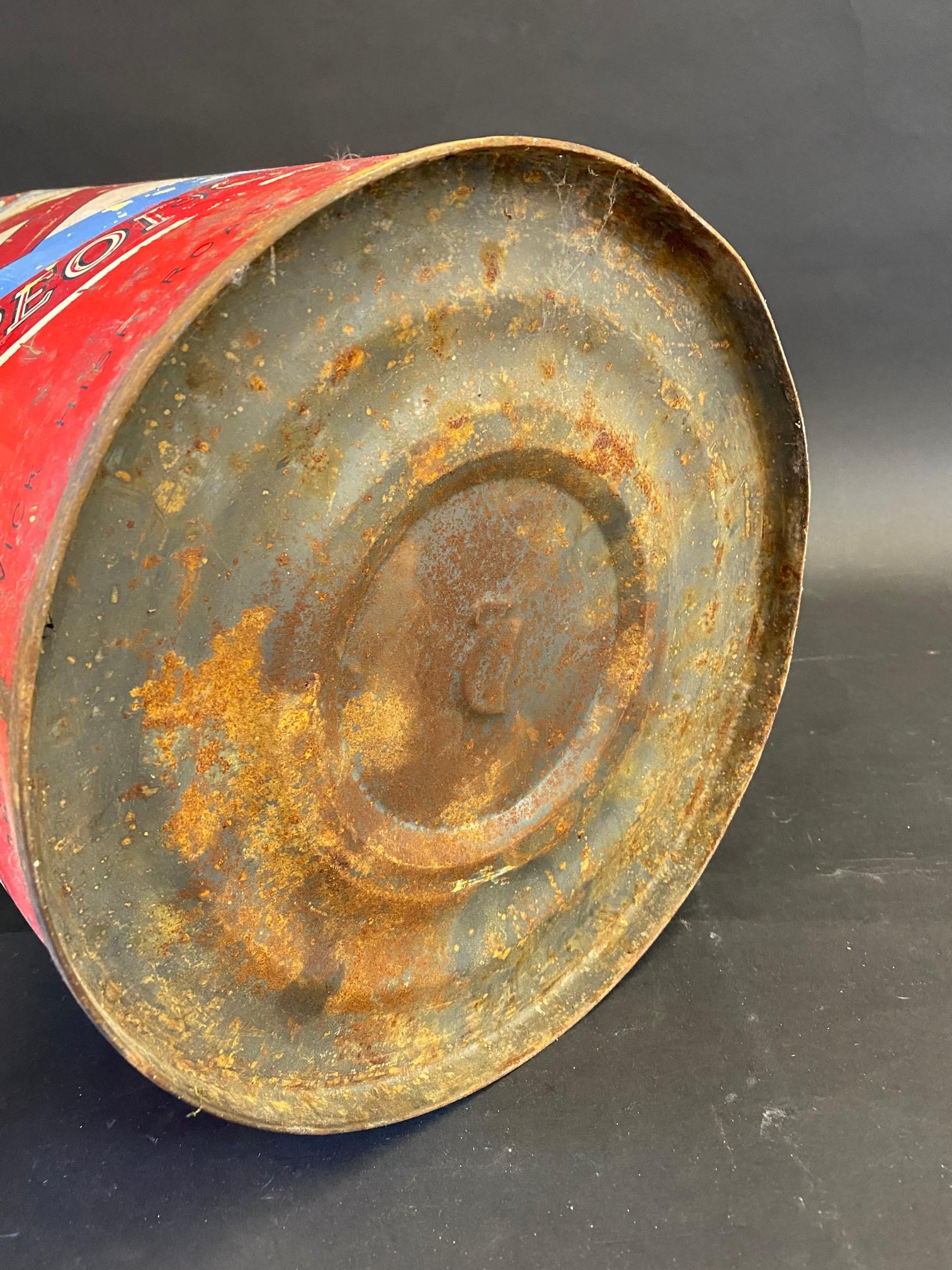 An unusual Redex five gallon drum for 'Redex Diesel Deodorant'. - Image 4 of 4