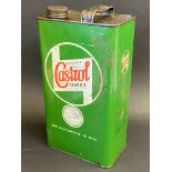 A Wakefield Castrol Gear Oil gallon can.