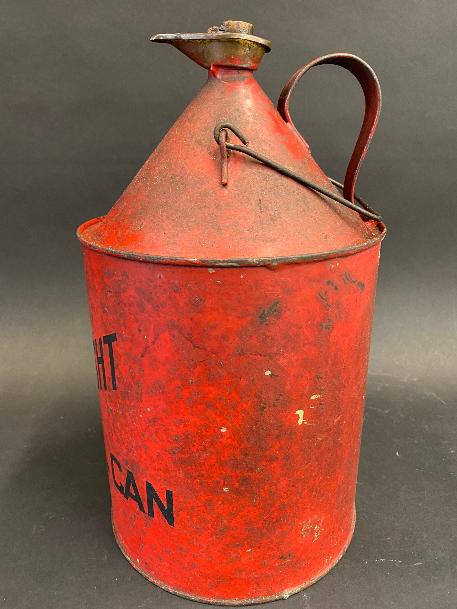 A Royal Daylight Oil can. - Image 3 of 5