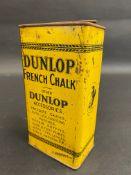 A Dunlop French Chalk rectangular tin.