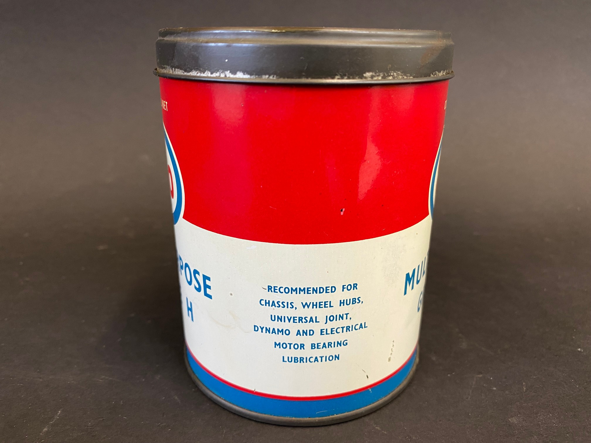 An Esso Multi-Purpose Grease 1lb tin in good condition. - Image 2 of 6
