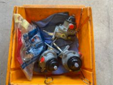 Four new old stock lift pumps.