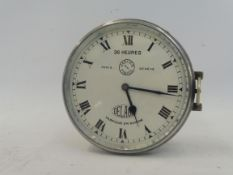 A Jaeger of Paris for Delage car clock, appears in excellent condition.