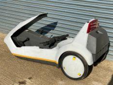 A Sinclair C5.