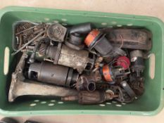 A tray of Austin 7 spares.