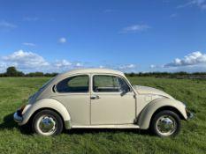 1972 Volkswagen Beetle 1300