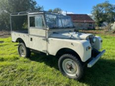 """1957 Land Rover Series I 88"""""""