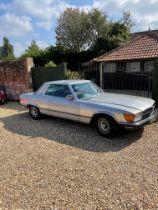 1981 Mercedes 380 SLC Coupe
