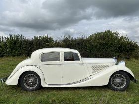 1947 Jaguar Mk.IV 2.5 litre Saloon