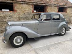 1950 Bentley Mk.VI Saloon