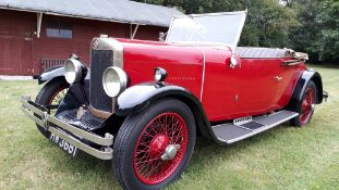1928 Lea Francis P Type 12/40 Two-Seater and Dickey